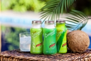 Editorial Photography Coconut water