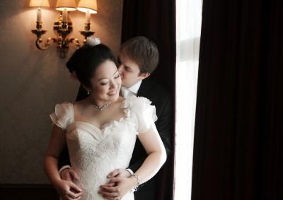 Langham Hotel Wedding