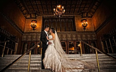 Wedding Photography at the Plaza Ballroom