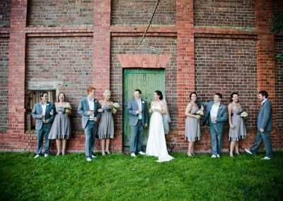 Wedding Photography Bridalparty Fun Stones Yarra
